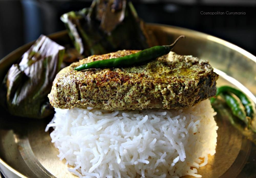Ilish Paturi- Bengali wedding menu